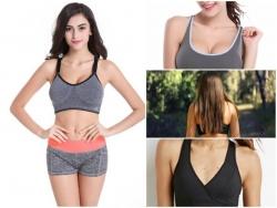 Tiêu chí chọn mua áo lót thể thao nữ
